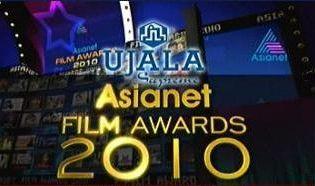 Ujala Asianet Film Awards 2010 Announced