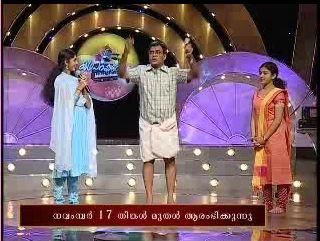Katha Parayumbol Reality Show