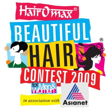 HairOmax Beautiful Hair Contest 2009
