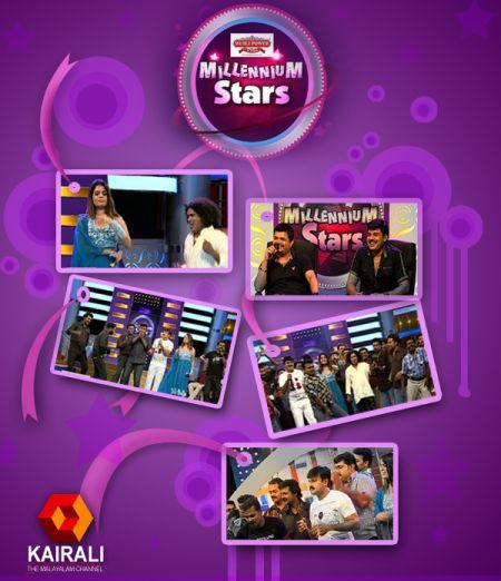 Millennium Stars on Kairali Tv