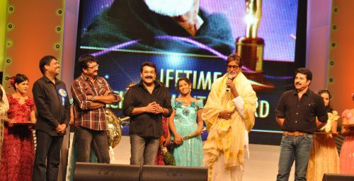 Asianet Film Awards 2010 Telecast