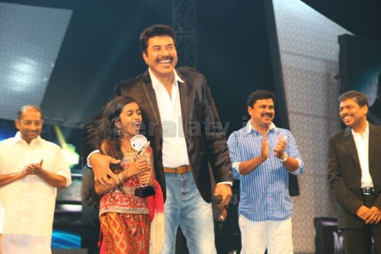 Mammootty - The Best Actor Award 2011