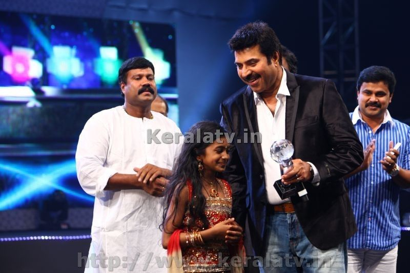 Mammootty The Best Actor Award