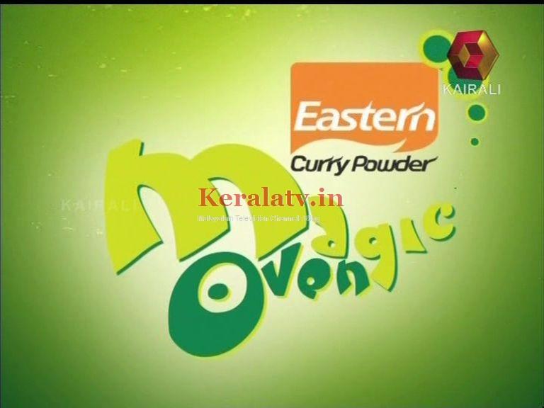 Magic Oven By Dr. Lakshmi Nair On Kairali TV
