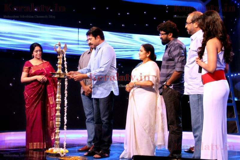 Mammootty The Best Actor Award Season 3
