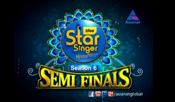 Idea Star Singer Semi Finals