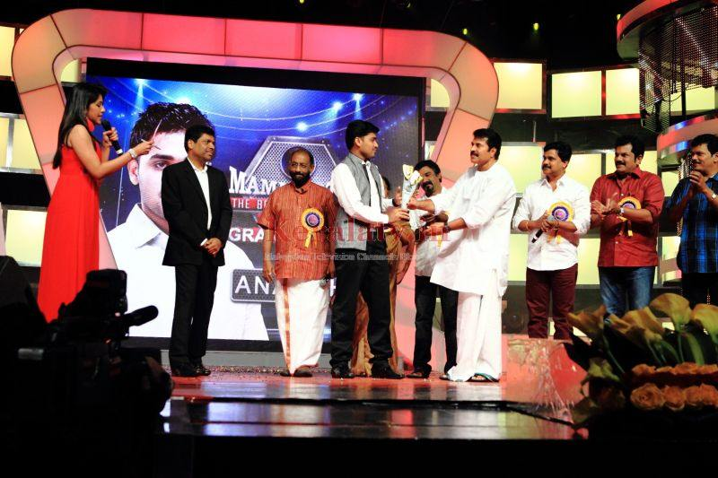 Mammootty The Best Actor Award Season 3 Winner
