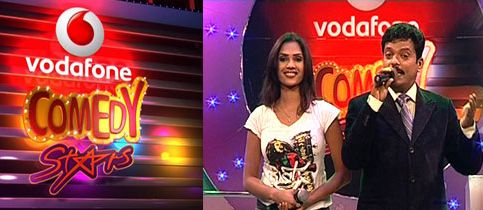 Vodafone Comedy Stars Season 1