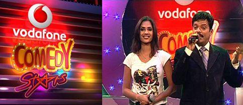 Vodafone Comedy Stars Season 1