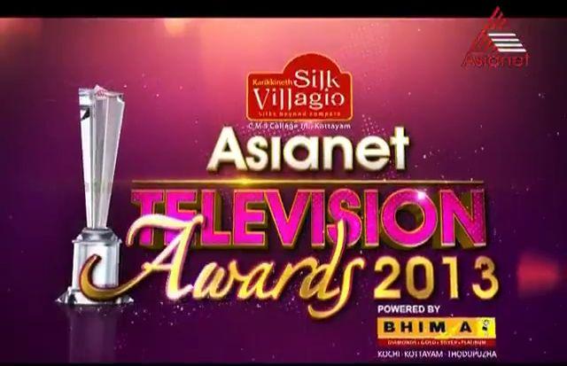 Asianet Television Awards 2013