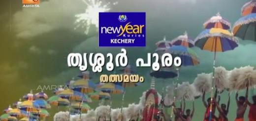 Thrissur Pooram 2013 Live