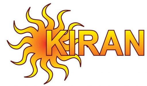 Kiran TV Logo