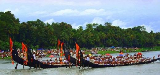 Aranmula Boat Race 2013 Live