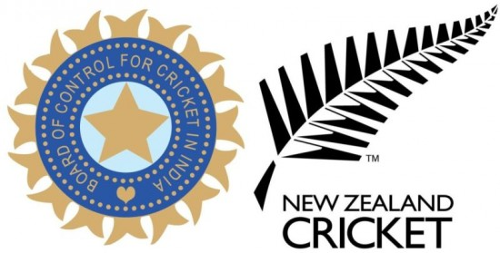India Vs New Zealand 2014 Live