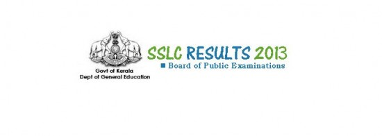 Kerala SSLC Exam Results 2014