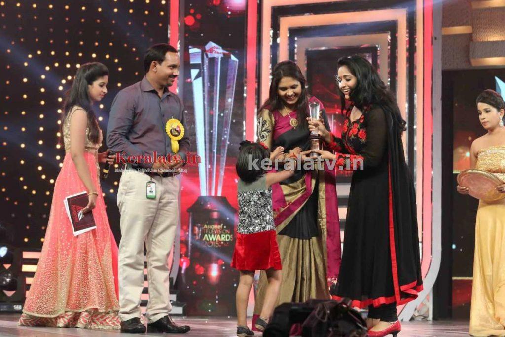 Asianet TV Awards 2015