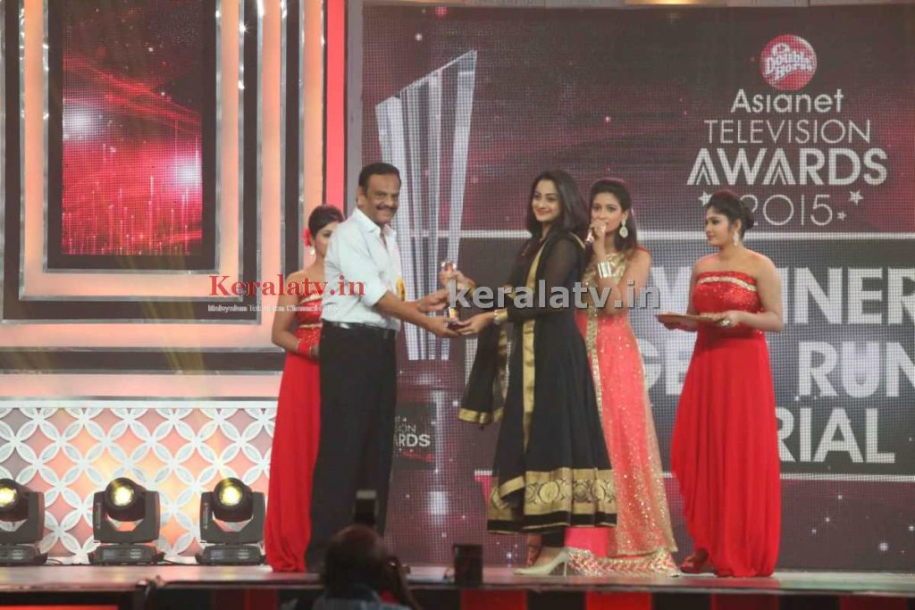 Asianet TV Awards 2015 Pictures