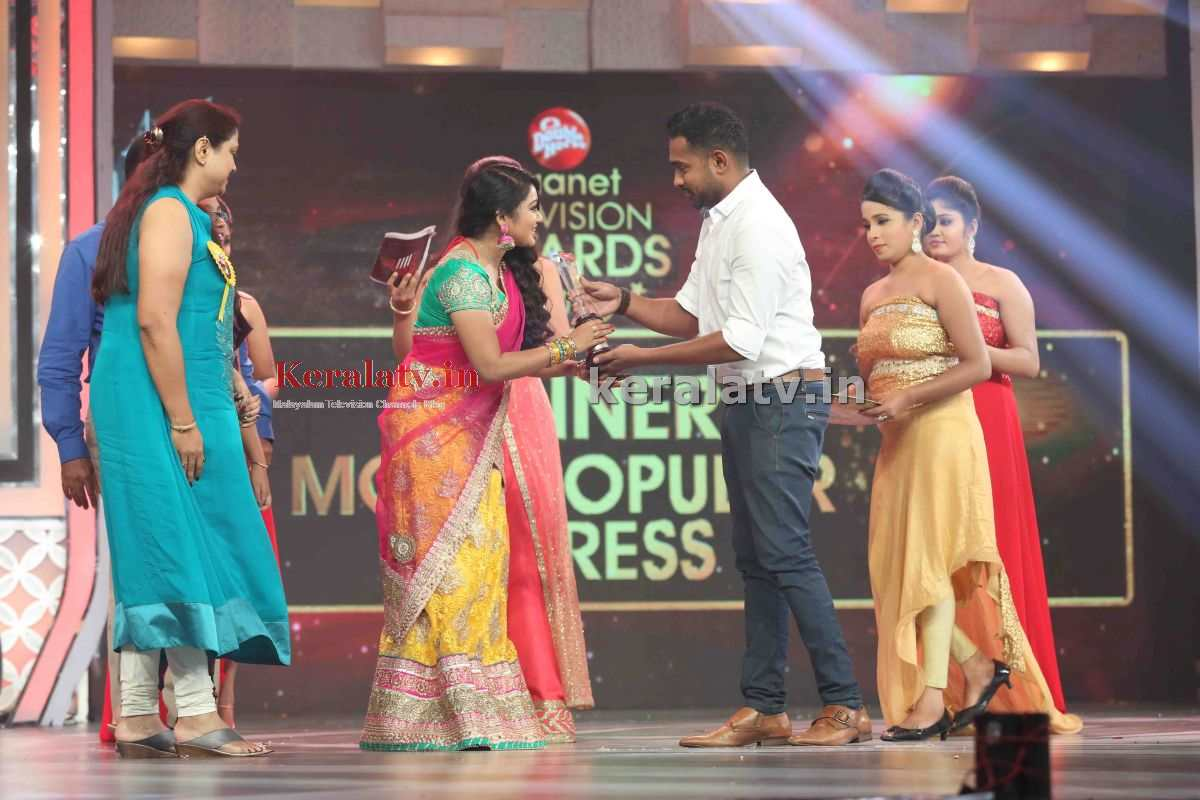 Asianet Television Awards 2015 Images