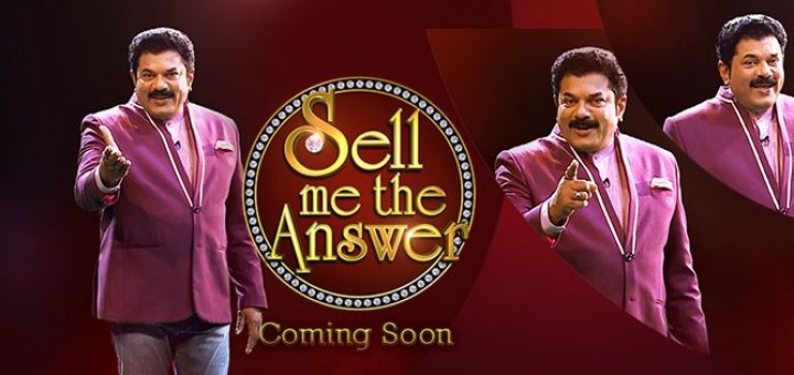 Sell Me The Answer On Asianet