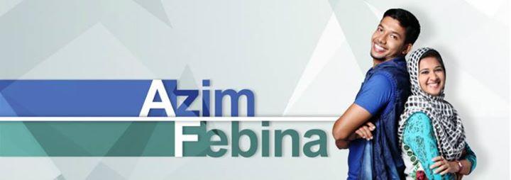 Azim and Febina