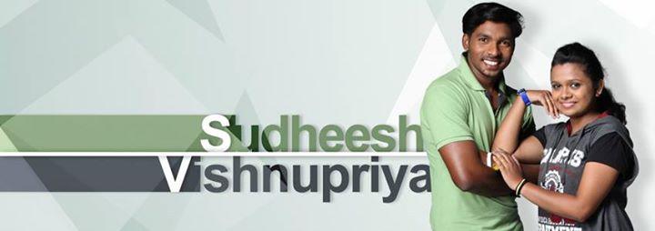 Sudheesh and Vishnupriya