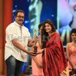 Sai Pallavi at Asianet Film Awards 2016