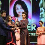 Trisha at Asianet Film Awards 2016