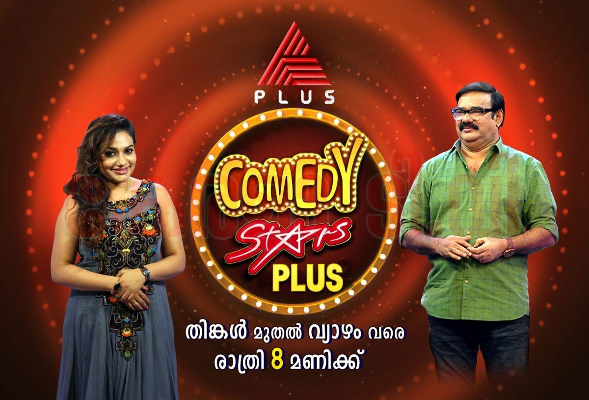 Comedy Stars Plus Show