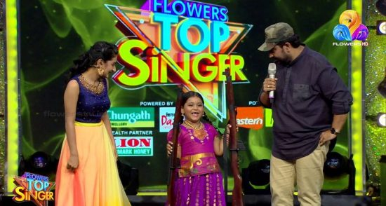 latest episodes of top singer flowers tv show