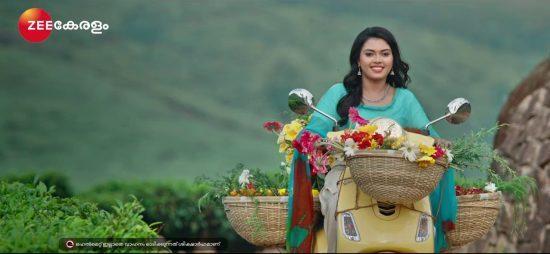 Mridula Vijay Malayalam Serial Actress