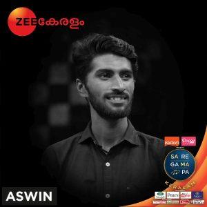 Saregamapa Keralam Contestant Aswin