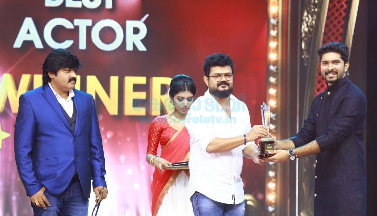 Asianet Television Awards 2019 Winners - Telecasting on 31st August and 1st September at 7.00 P.M 5
