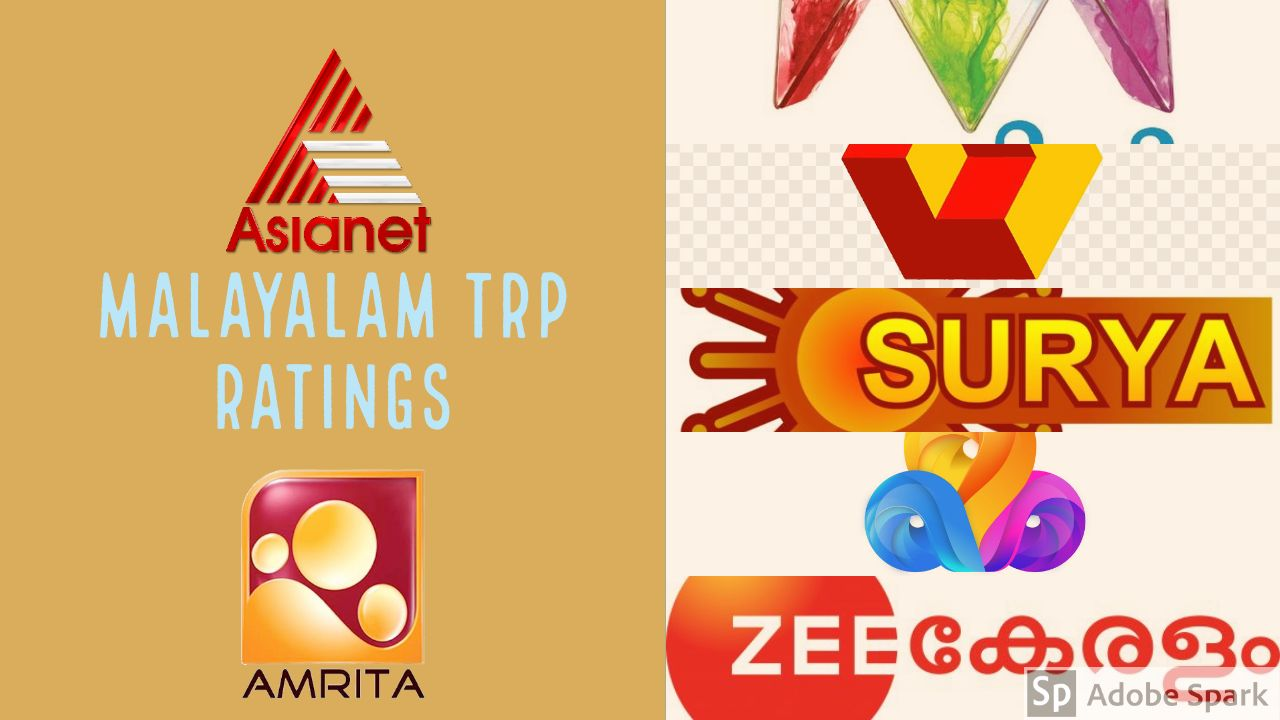 Malayalam TV Channel Rating Channel Related Topics