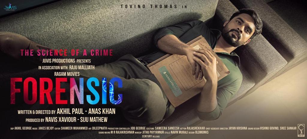 Forensic Malayalam Movie Satellite Rights Purchased By Asianet