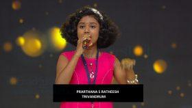 Prarthana S Ratheesh Trivandrum